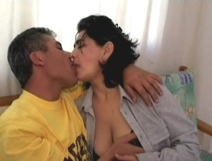 Gallery  018. Mature Arab couple having sex in their bedroom.